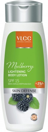 VLCC Mulberry Lightening Body Lotion SPF 15-200ml