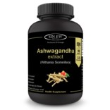 Sinew Nutrition Ashwagandha General Wellness Tablets 500mg (90 No.) | Anxiety Relief, Stress Support & Mood Enhancer Natural Supplement