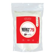 Sinew Nutrition Instantised Whey Protein Concentrate 79% Raw & Unflavoured 360Gm(12 Servings)