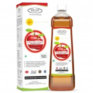 Sinew Nutrition Raw Apple Cider Vinegar (Unfiltered & Unpasteurised) with strands of Mother 750ml