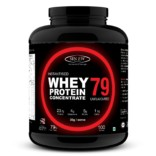 Sinew Nutrition Instantised Whey Protein Concentrate 79% raw unflavoured 3kg