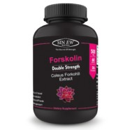 Sinew Nutrition Forskolin Extract – (60 Capsules) 500 mg per Serving, 100 % Veg, Pure & Natural Fat Burner Formula