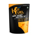 MFF Whey Protein 70 (2 Lbs) |20 gm Protein|
