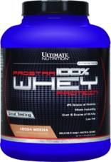 Ultimate Nutrition Prostar 100% Whey Protein – 5.28 lbs (Cocoa Mocha)