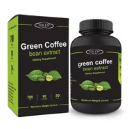 Sinew Nutrition Green Coffee Beans Extract 90 Capsules 700 mg, 100 % Veg & Natural Weight Management & Appetite Suppressant Supplement