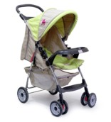 Ador Brisk Baby Stroller 22 Neon Green