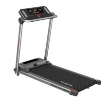 Healthgenie 3691PM 1.0HP (2.5HP Peak) Motorized Treadmill With No-Auto Incline & No Auto-Lubrication