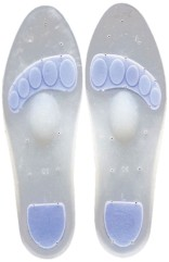 Tynor Insole Full Silicon Pair K 01 Medium