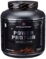 British Nutrition Power Protein – 2.5 kg (Chocolate)
