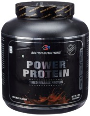 British Nutrition Power Protein – 2.5 kg (Chocolate)