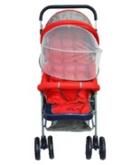 Ador Comfort Baby Stroller 33A Canopy Red