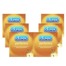 Durex Performa Condoms (Pack of 6)
