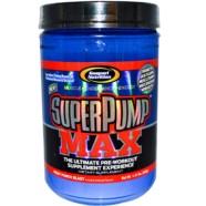 Gaspari Nutrition SuperPump MAX – 640 g – Fruit Punch