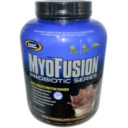 Gaspari Nutrition Myofusion Probiotic ,5lbs Chocolate