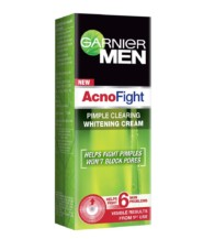 Garnier Men Acno Fight Whitening Cream 45 Gm