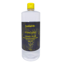 Healthgenie Stericlenz Hand Rub Sanitizer with 70% IPA 1 Ltr