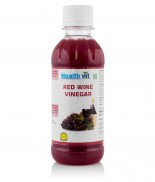 HealthVit Red Vinegar Syrup 250 ml