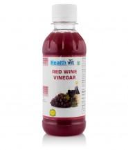 HealthVit Red Vinegar Syrup 250 ml