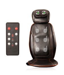 JSB HF44 3D Full Back and Neck Kneading Massager