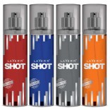 Layer Shot deo combo Pack of 4