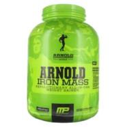Arnold Schwarzenegger Series Iron Mass Chocolate 5 lb
