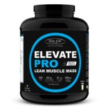 Sinew Nutrition Elevate Pro Mass Gainer Protein Powder – 2 Kg (Banana)