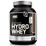 Optimum Nutrition (ON) Platinum Hydro Whey – 3.5 lbs (Turbo Chocolate)