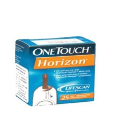 One Touch Horizon Test Strips (25 Strips)