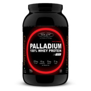 Sinew Nutrition Palladium 100% Whey Protein Concentrate Powder 1 Kg / 2.2 Lbs (33 Servings) Chocolate