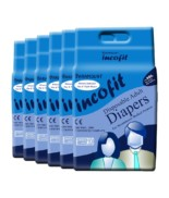 Incofit Adult Diapers (Premium )-Extra Large pack of 60