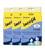 Incofit UNDER SHEET pack of 30
