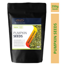 Sinew Nutrition Roasted Pumpkin Seeds 250 gm