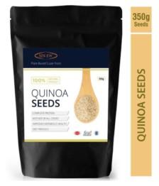 Sinew Nutrition Gluten Free White Quinoa Seeds, 350g