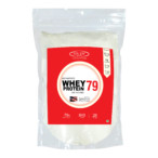 Sinew Nutrition Instantised Whey Protein Concentrate 79% Raw & Unflavoured Supplement Powder,840 g