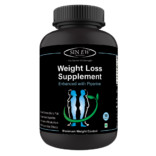 Sinew Nutrition Weight Loss Supplement enhanced with Piperine 90 Cap