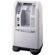 AirSep NewLife Elite Oxygen Concentrator with oxygen monitor