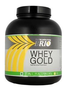 Brio Whey Gold 2kg Choco