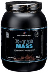 British Nutrition X-Tra Mass – 0.5 kg (Chocolate)