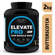 Sinew Nutrition EMG Lean Muscle Mass Pro Butterscotch (2kg)