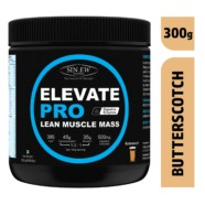 Sinew Nutrition EMG Lean Muscle Mass Pro Butterscotch (300gm)