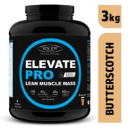 Sinew Nutrition EMG Lean Muscle Mass Pro Butterscotch (3kg)