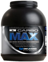 Max Muscle Carbo Max 6lbs Unflavored