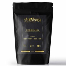 Chaiology Darjeeling Black Tea, 600g (300 Cups) | 100% Natural Loose Leaf Tea