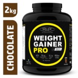Sinew Nutrition Weight Gainer Pro Chocolate (2kg)