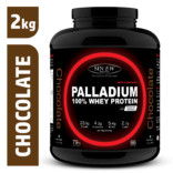 Sinew Nutrition Palladium 100% Whey Protein Concentrate Powder 2 Kg / 4.4 Lbs (66 Servings) Chocolate Flavour
