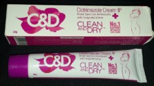 Clean and Dry Cream 30g