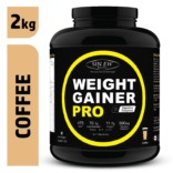 Sinew Nutrition Weight Gainer Pro Coffee (2kg)