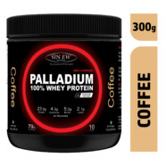 Sinew Nutrition Palladium Whey Protein 300gm Coffee