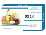 D31K Vitamin D3 1000 I.U Capsules