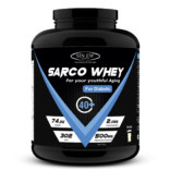 Sinew Nutrition Sarco whey for diabetic Flavour Vanilla 3 Kg